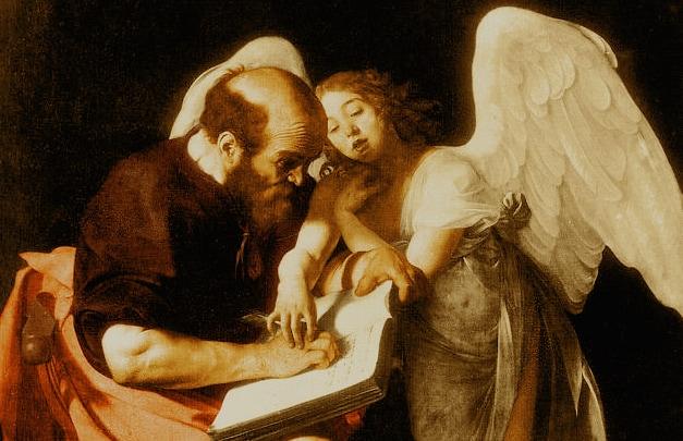 Humanizing the Sacred: Caravaggio's - 97.5KB
